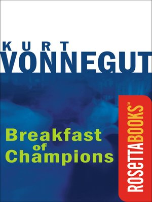 cover image of Breakfast of Champions
