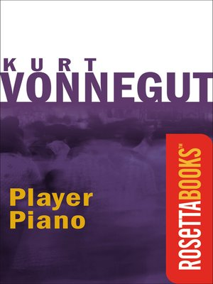 cover image of Player Piano
