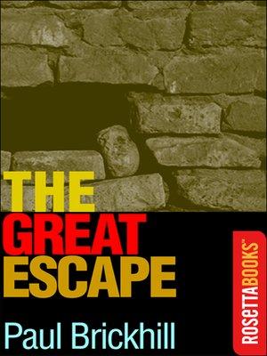 the great escape paul brickhill ebook free