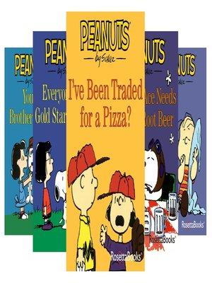 cover image of Celebrating Peanuts (5-Book Bundle)