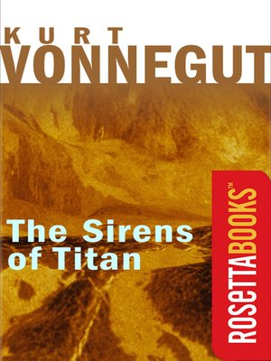 cover image of The Sirens of Titan