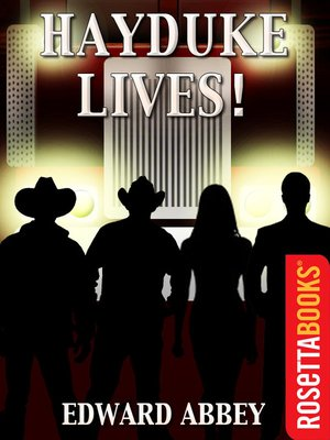 cover image of Hayduke Lives!
