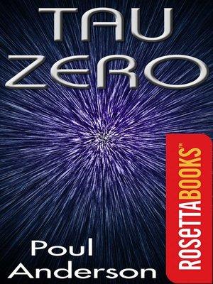 cover image of Tau Zero