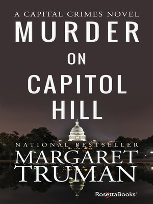cover image of Murder on Capitol Hill