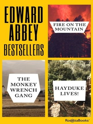 cover image of Edward Abbey Bestsellers