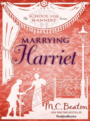 cover image of Marrying Harriet