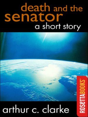 cover image of Death and the Senator