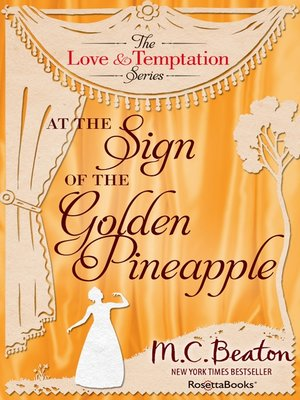 cover image of At the Sign of the Golden Pineapple