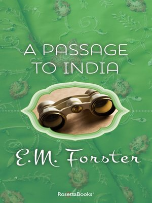 a passage to india epub