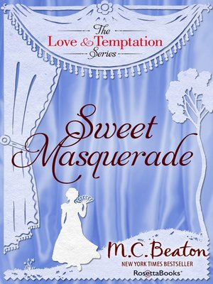 cover image of Sweet Masquerade