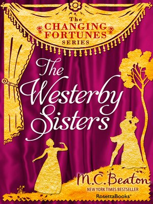 cover image of The Westerby Sisters