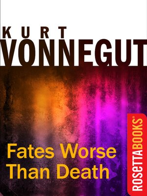 cover image of Fates Worse than Death