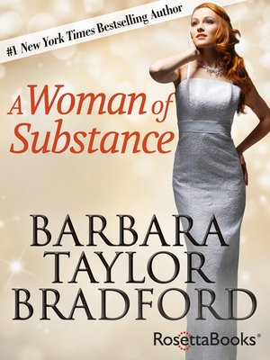 cover image of A Woman of Substance