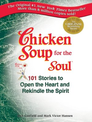 cover image of Chicken Soup for the Soul