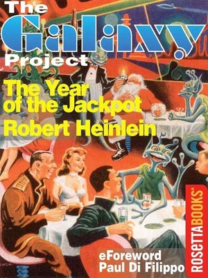 cover image of The Year of the Jackpot