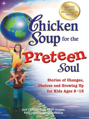 cover image of Chicken Soup for the Preteen Soul