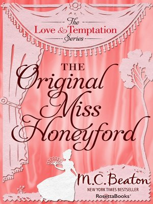 cover image of The Original Miss Honeyford