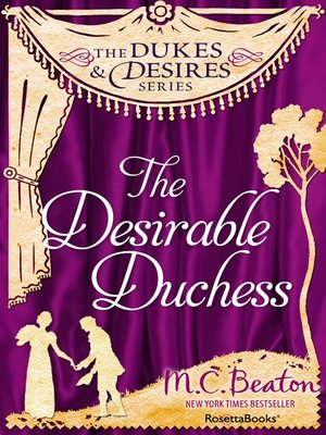 cover image of The Desirable Duchess
