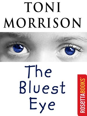 cover image of The Bluest Eye