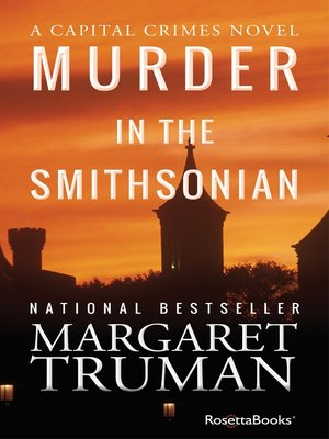 cover image of Murder in the Smithsonian