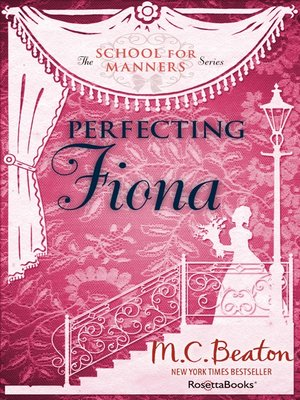 cover image of Perfecting Fiona