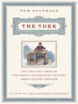 cover image of The Turk