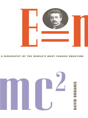 cover image of E=MC2