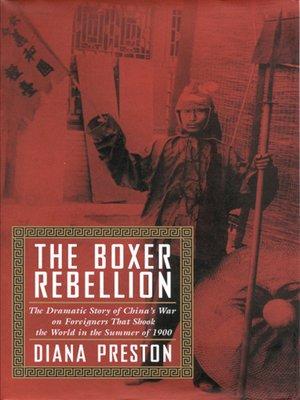 cover image of Boxer Rebellion