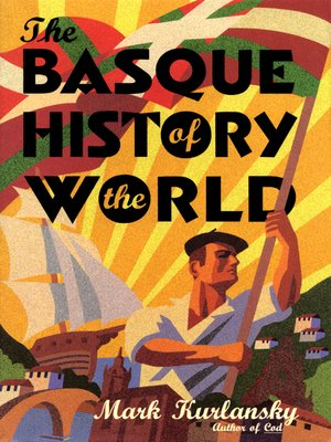 cover image of The Basque History of the World