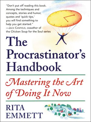 cover image of The Procrastinator's Handbook