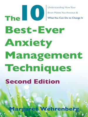 cover image of The 10 Best-Ever Anxiety Management Techniques