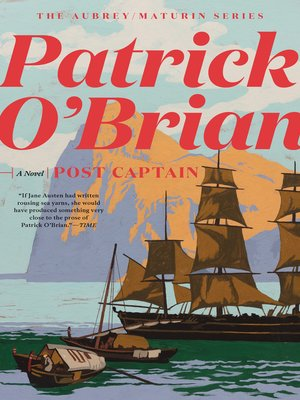 cover image of Post Captain (Volume Book 2)  (Aubrey/Maturin Novels)