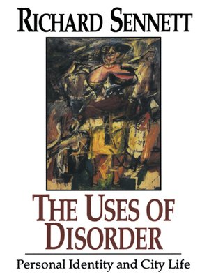 cover image of The Uses of Disorder