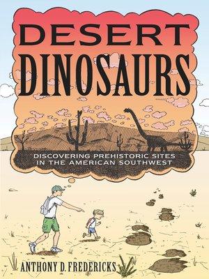 cover image of Desert Dinosaurs