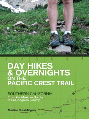 cover image of Day Hikes and Overnights on the Pacific Crest Trail