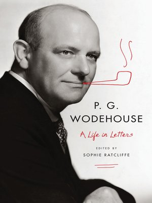 cover image of P. G. Wodehouse