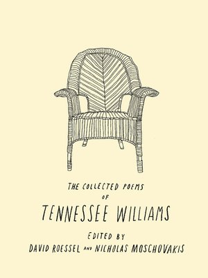 cover image of The Collected Poems of Tennessee Williams