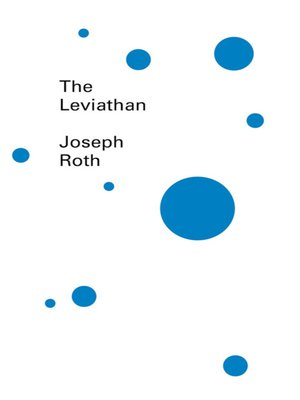 cover image of The Leviathan (New Directions Pearls)
