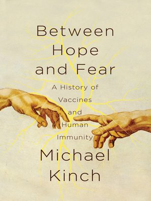 cover image of Between Hope and Fear