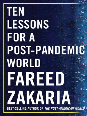 cover image of Ten Lessons for a Post-Pandemic World