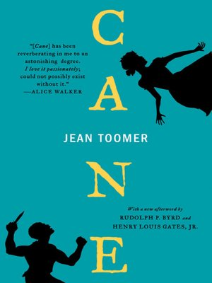 cover image of Cane (New Edition)