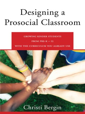 cover image of Designing a Prosocial Classroom