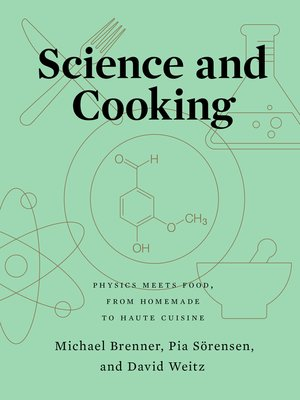 cover image of Science and Cooking