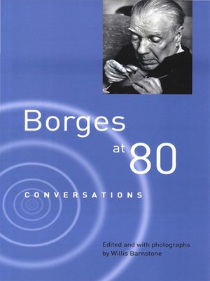 cover image of Borges at Eighty