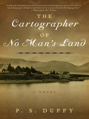 cover image of The Cartographer of No Man's Land