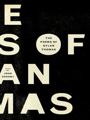 cover image of The Poems of Dylan Thomas