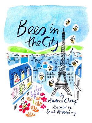 cover image of Bees in the City