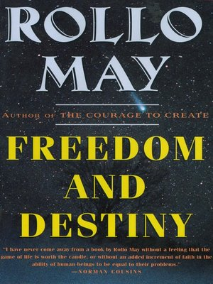 cover image of Freedom and Destiny