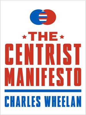 cover image of The Centrist Manifesto