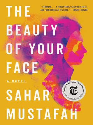 cover image of The Beauty of Your Face